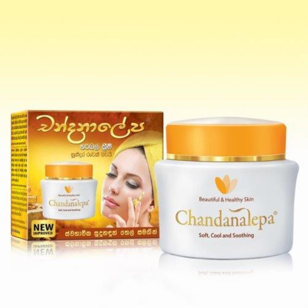 All - CHANDANALEPA Herbal Cream 12g