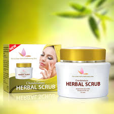 All - HERBAL SCRUB - Chandanalepa 40g