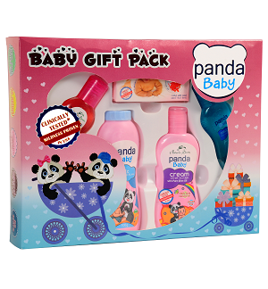 All - Panda Baby Gift Pack-Nature Secrets