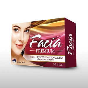 All - FACIA PREMIUM CAPS (Advance Glutathione Complex) 30's - Alar