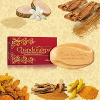 All - Ayurveda Herbal Soap-SANDALWOOD Chandanalepa-100g