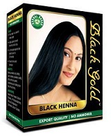 All - Amins Black GOLD Henna
