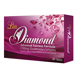 All - DIAMOND GLUTATHIONE 30caps LIA