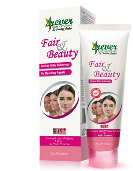 All - FAIR AND BEAUTY CREAM 25g -4REVER-