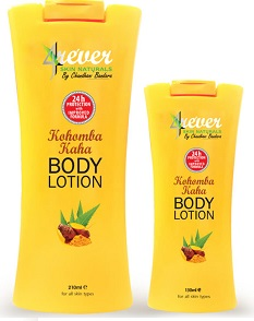 All - BODY LOTION KOHOMBA KAHA -4REVER- 130ML