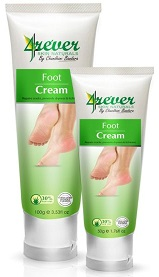 All - FOOT CREAM -100G -4REVER