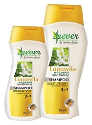 All - LUNUWILA – ANTI-DANDRUFF – SHAMPOO 200ML -4REVER