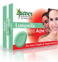 All - SOAP - LUNUWILA - ANTI ACNE 45G  4REVER