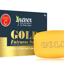 All - SOAP GOLD FAIRNESS 80G - 4EVER