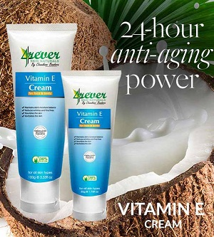 All - VITAMIN E CREAM 50G - 4EVER
