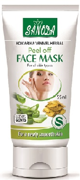 All - FACE MASK -SANODA 55ML