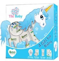 Baby Care - 4ever TIKI GIFT PACK FOR BABY - BLUE
