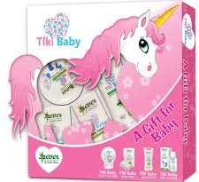 Baby Care - 4ever TIKI GIFT PACK FOR BABY - PINK