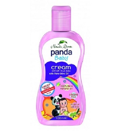 BABY CARE - BABY CREAM - Panda Baby Cream With Olive Oil-Nature Secrets-200ml