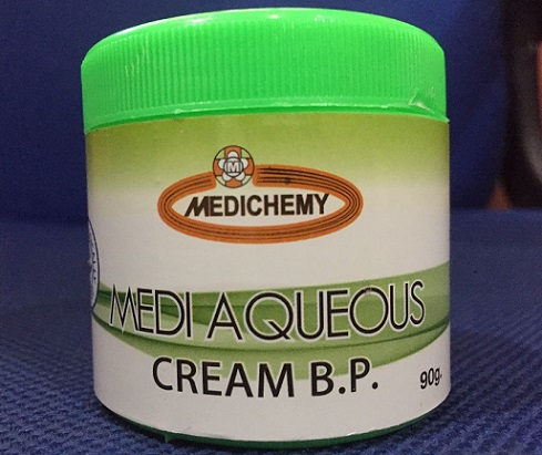 All - MEDI AQUEOUS CREAM B.P 90g