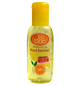 All - Nature's Secrets Hand Sanitizer 50ml-protect from Covid 19
