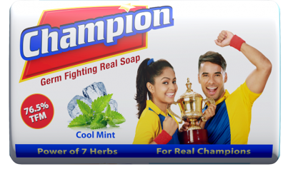 All - Champion Soap 90g -Nature Secrets