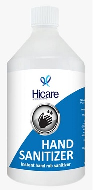 All - Hand Sanitizer 1 Ltr