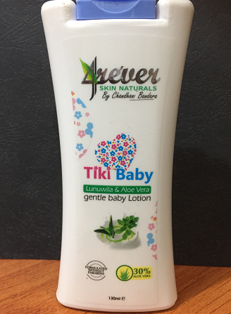BABY CARE - BABY CREAM - TIKI GENTLE BABY LOTION -4EVER 130ML