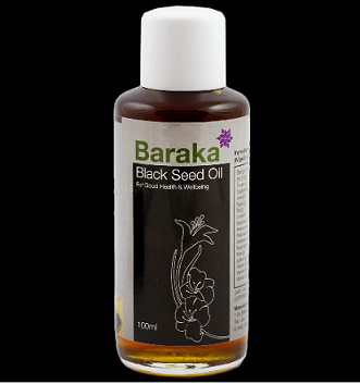 All - BARAKA -BLACK SEED OIL 50ML