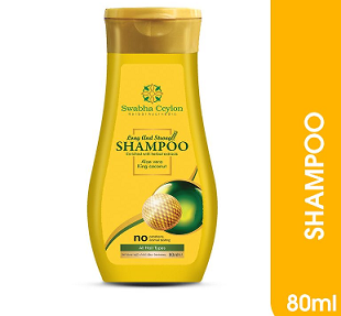 All - Swabha Ceylon Long and Strong Shampoo 80ml