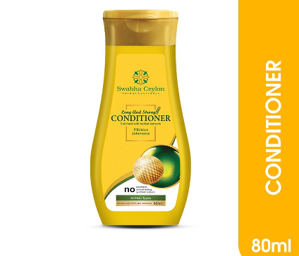 All - Swabha Ceylon Long and Strong Conditioner 80ml
