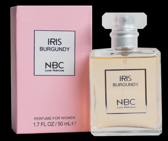 All - IRIS BURGUNDY NBC LUXE PERFUME