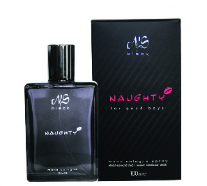 All - NS Black NAUGHTY Cologne Spray- men PERFUME – Nature Secre