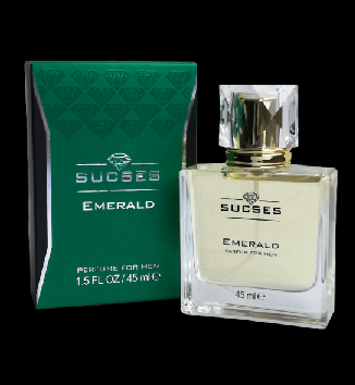 All - SUCSES EMERALD PERFUME FOR MEN 45ML e