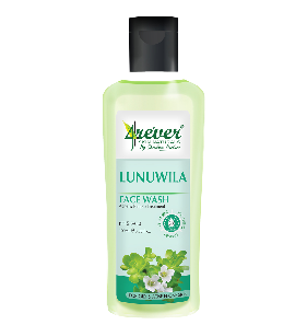 All - 4EVER LUNUWILA FACE WASH 50ML