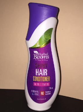 All - HERBAL BLOOMS SHINY HAIR CONDITIONER 100ML